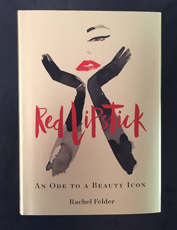 Red Lipstick Book