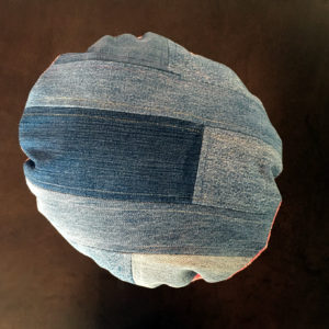 Marfa Denim Pillow