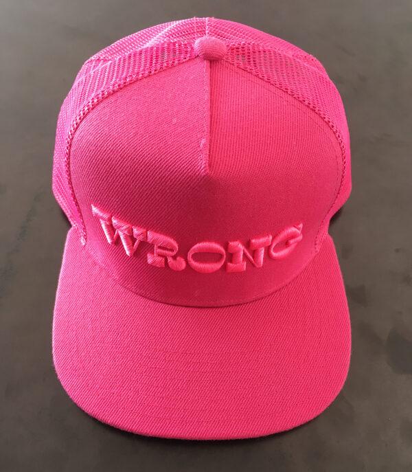Wrong Marfa Flat Hat