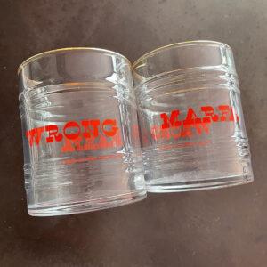 Wrong Marfa Tin Can Glass